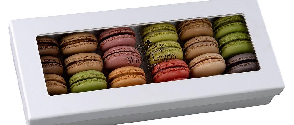 """Le """"Révélation""""/ 24 Macarons"""
