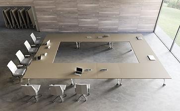 Nimble Large Conference Table, bespoke t
