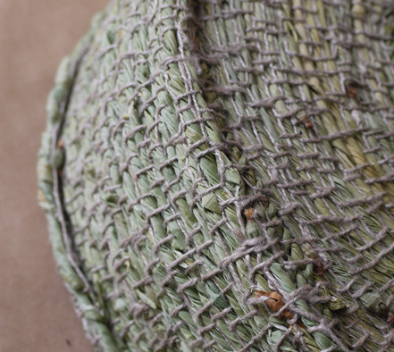 Coiling and stitching