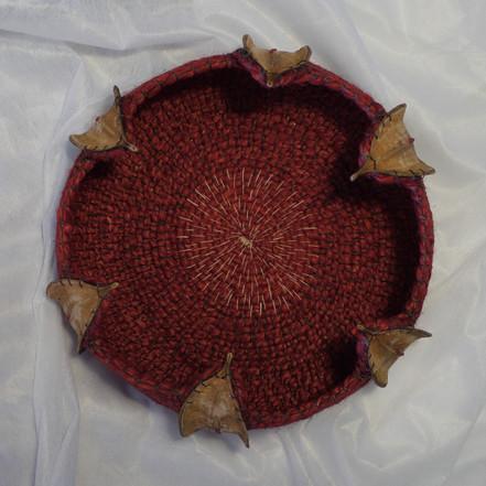 Waratah bowl