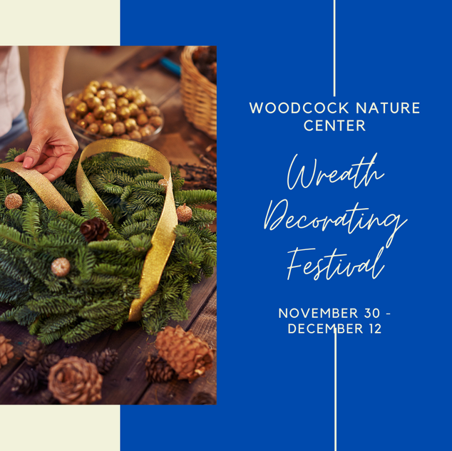 Wreath Decorating Festival
