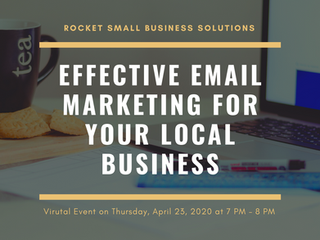 Effective Email Marketing for Your Local Business