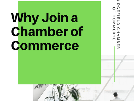 Why Join a Chamber of Commerce