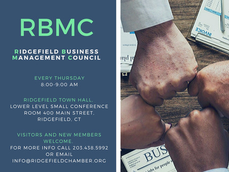 Help for Connecticut Businesses: The Weekly RBMC