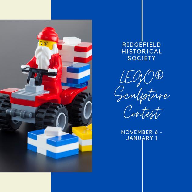 RIDGEFIELD HISTORICAL SOCIETY LEGO