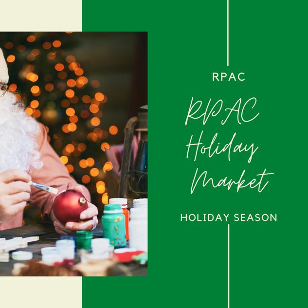 RPAC Holiday Market