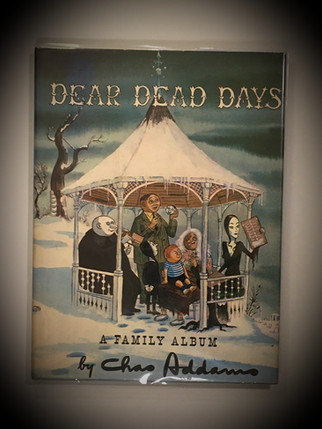 DEAR DEAD DAYS