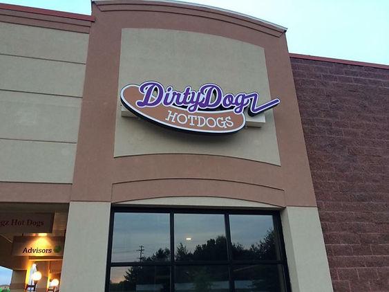 Dirty Dogz Hot Dogs O'Fallon MO Restaurant