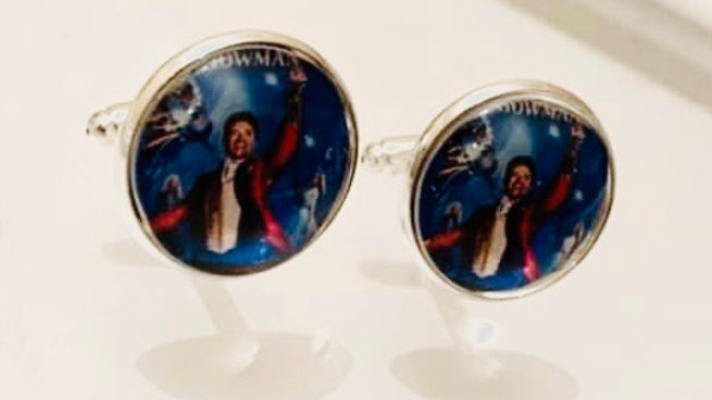 Greatest showman inspired cuff links