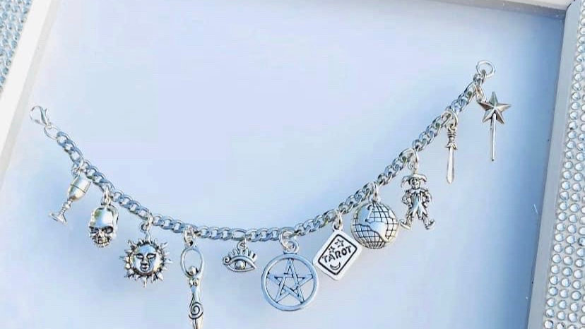 Tarot supernatural bracelet