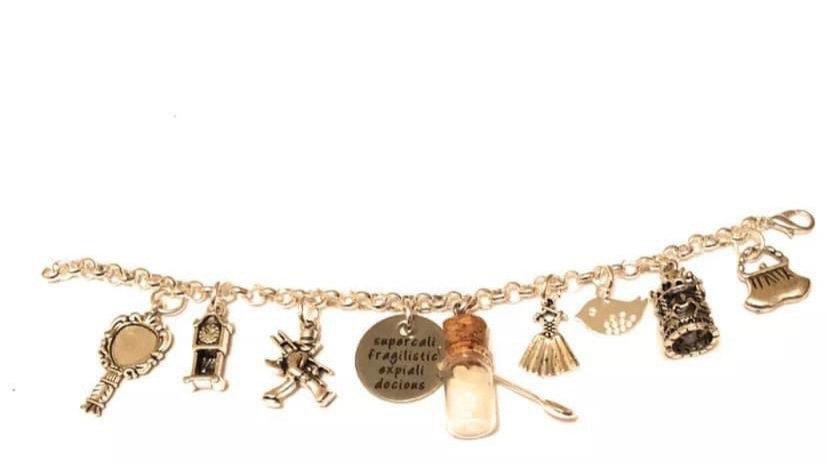Mary poppins inspired bracelet