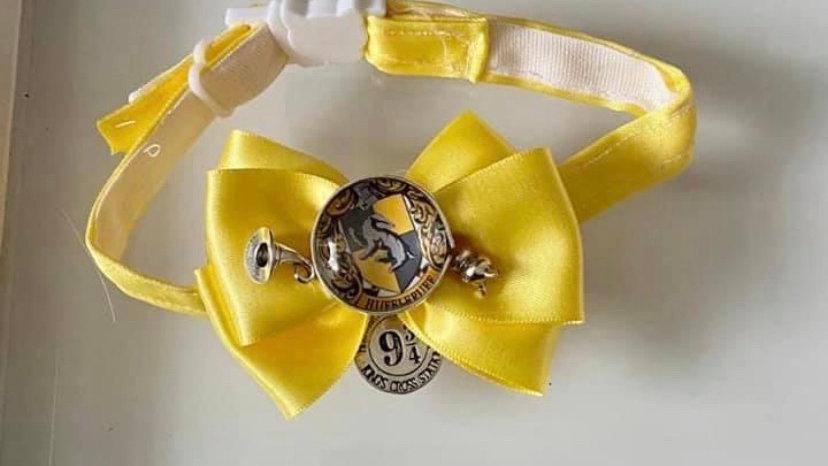 Harry Potter inspired cat /dog collars
