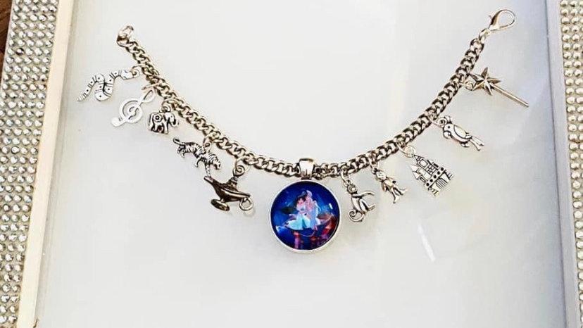 Alladin inspired bracelet