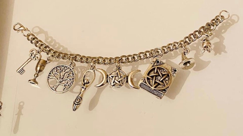 Goddess inspired bracelet