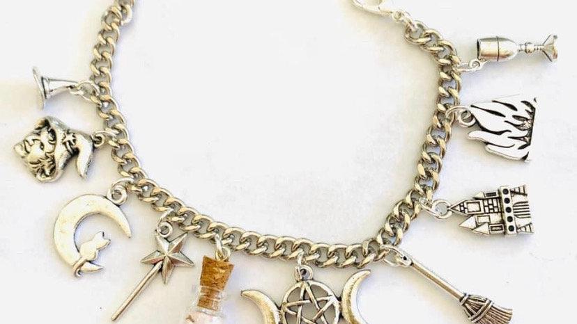 Witch protection bracelet