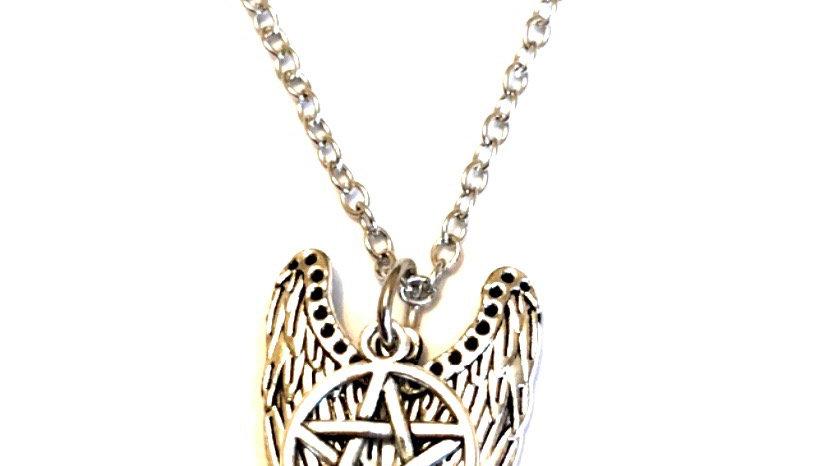 Supernatural inspired necklace