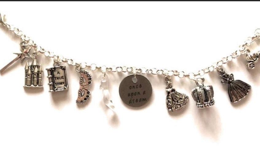 Fairytale inspired bracelet