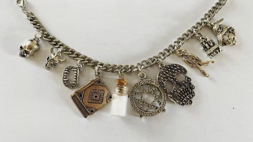 Protection supernatural bracelet