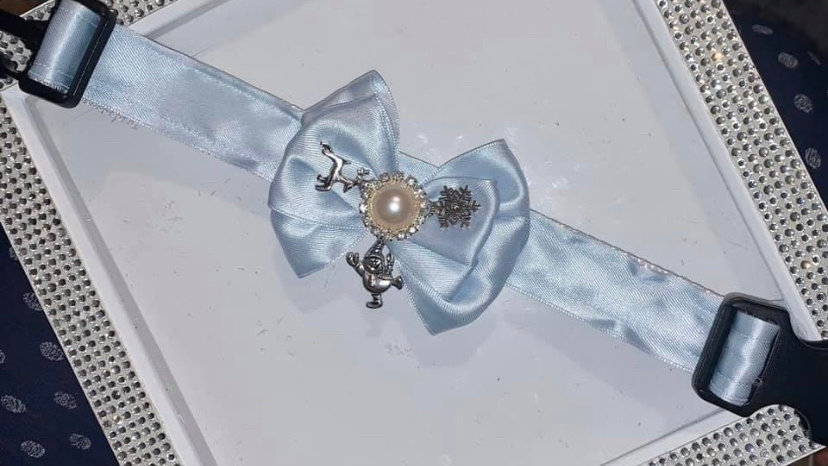 Frozen cat/dog collar
