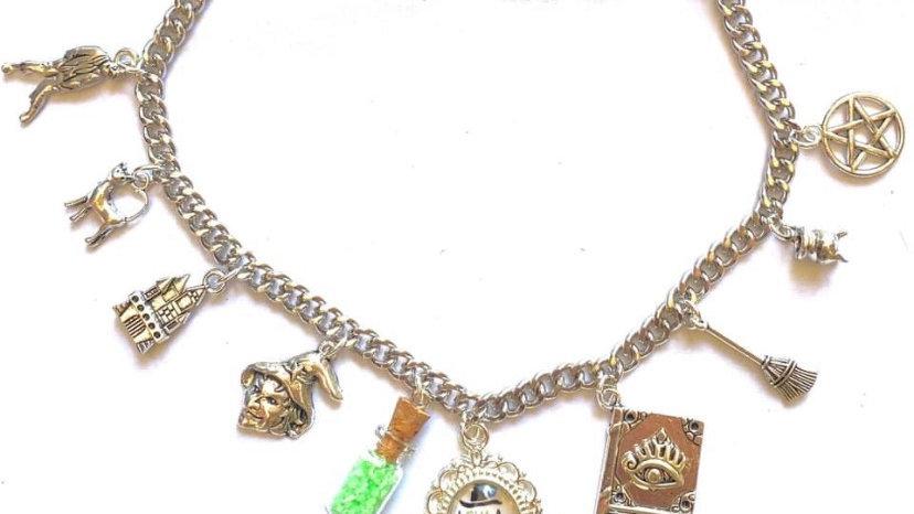 Hocus pocus inspired bracelet