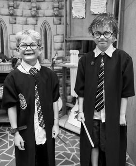 Potter protégés
