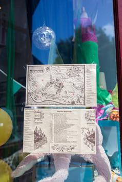 Marauder's map 2016