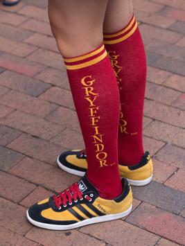 Socks of the brave
