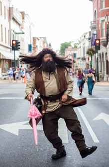 Rubeus Hagrid!