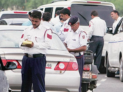 Stopped By Traffic Police? Know Your Rights