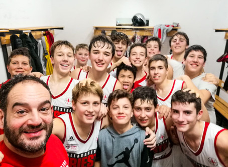 UNDER 14 ELITE, CAVALCATA VINCENTE IN QUEL DI ZOPPOLA