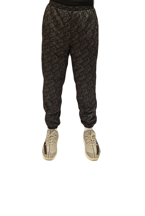 DARK SMOOTH JOGGER M