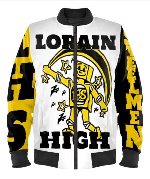 LORAIN HIGH BOMBER