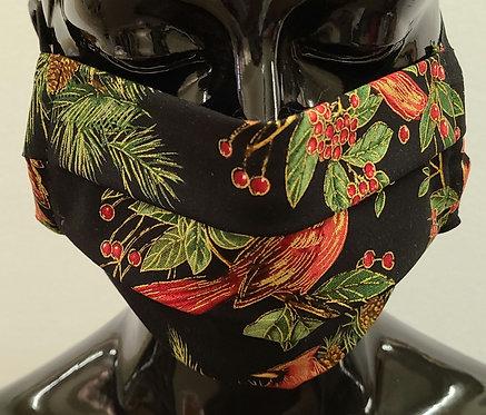 Cardinal Mask