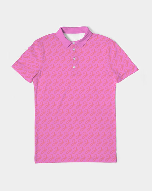 Smooth Pink JT Polo