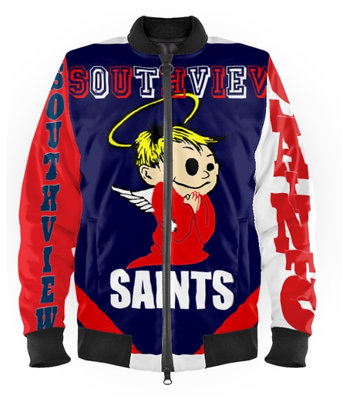 THE VIEW BOMBER JACKET