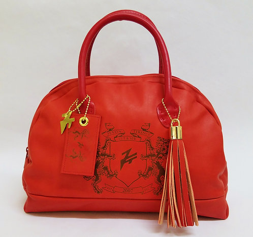 JT Coat of Arms Hand Bag