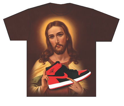 YEAR ONE JESUS TEE