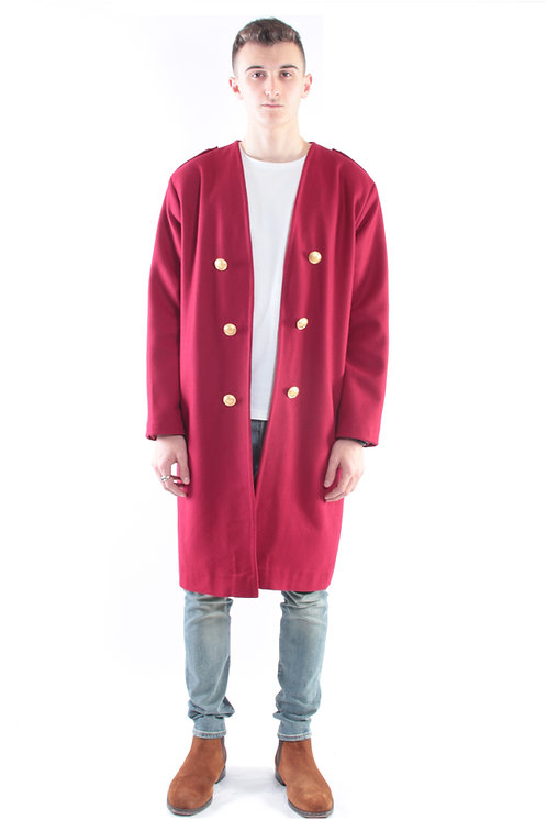 PALACE WOOL COAT