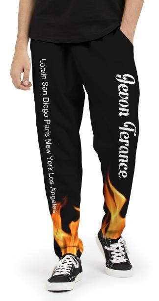 FLAMES JOGGER