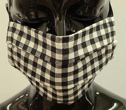 Gingham Mask