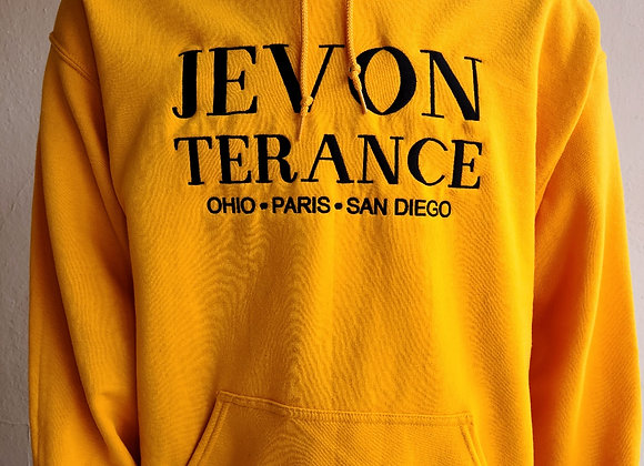 GOLDEN YELLOW LUX HODDIE
