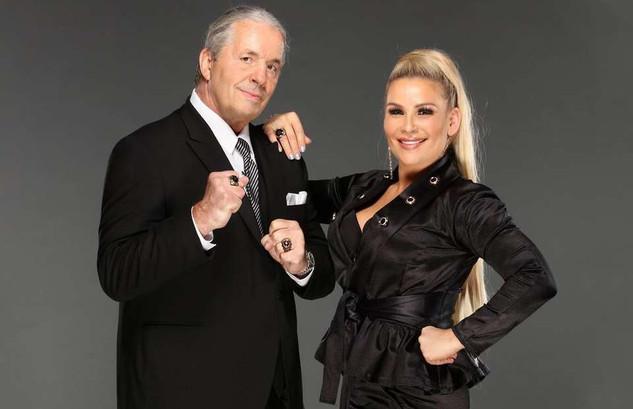 WWE Superstar Nattie in Jevon Terance