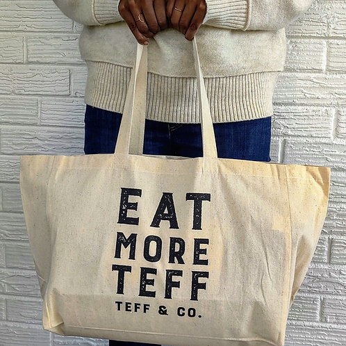 Teff & Co. Tote