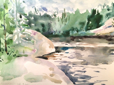 Boundary Waters, Minnesota, 2016