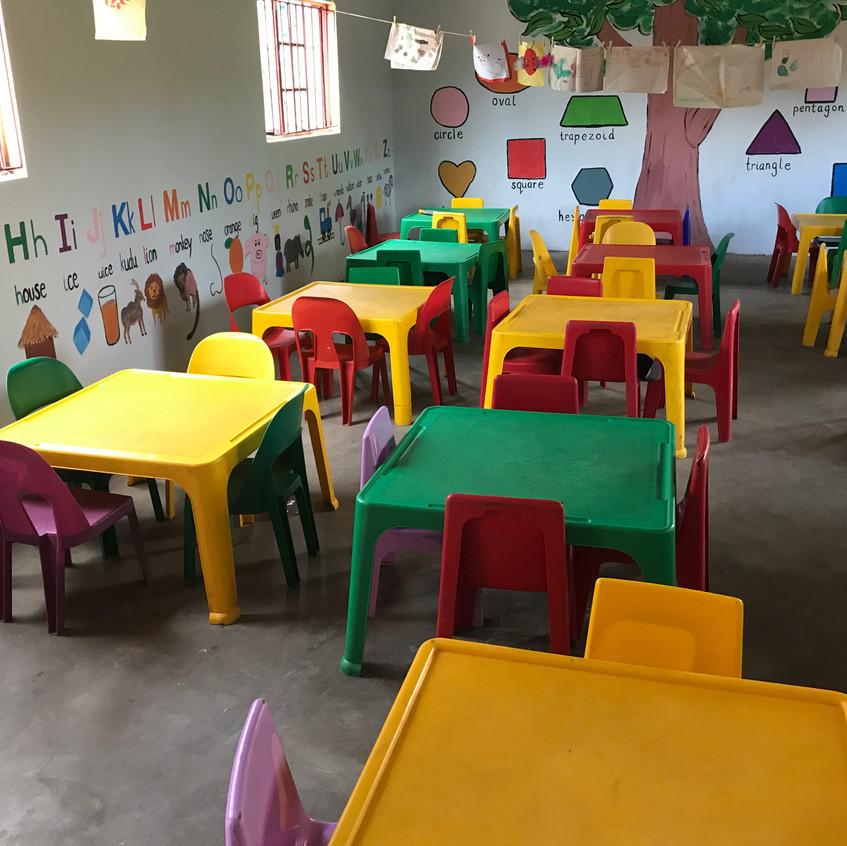 Inside Educare Day Care