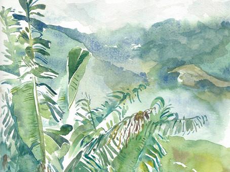 Painting Jamaica