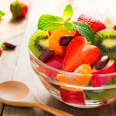 Los beneficios de comer fruta