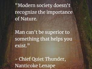 Environmental Stewardship: Lenape Tribe of Delaware
