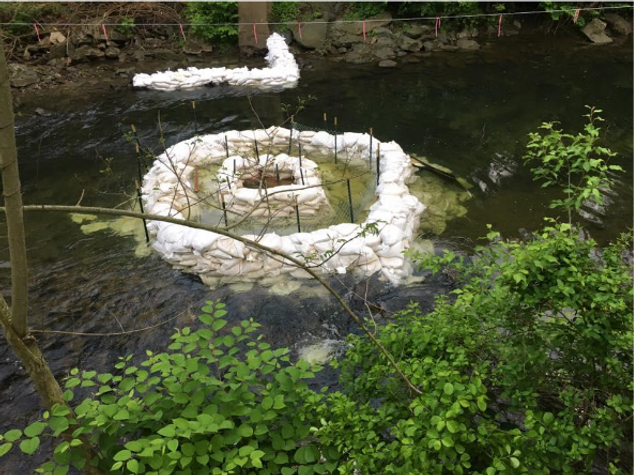 Sunoco Spills Drilling Fluid While Drilling Under Chester Creek for
