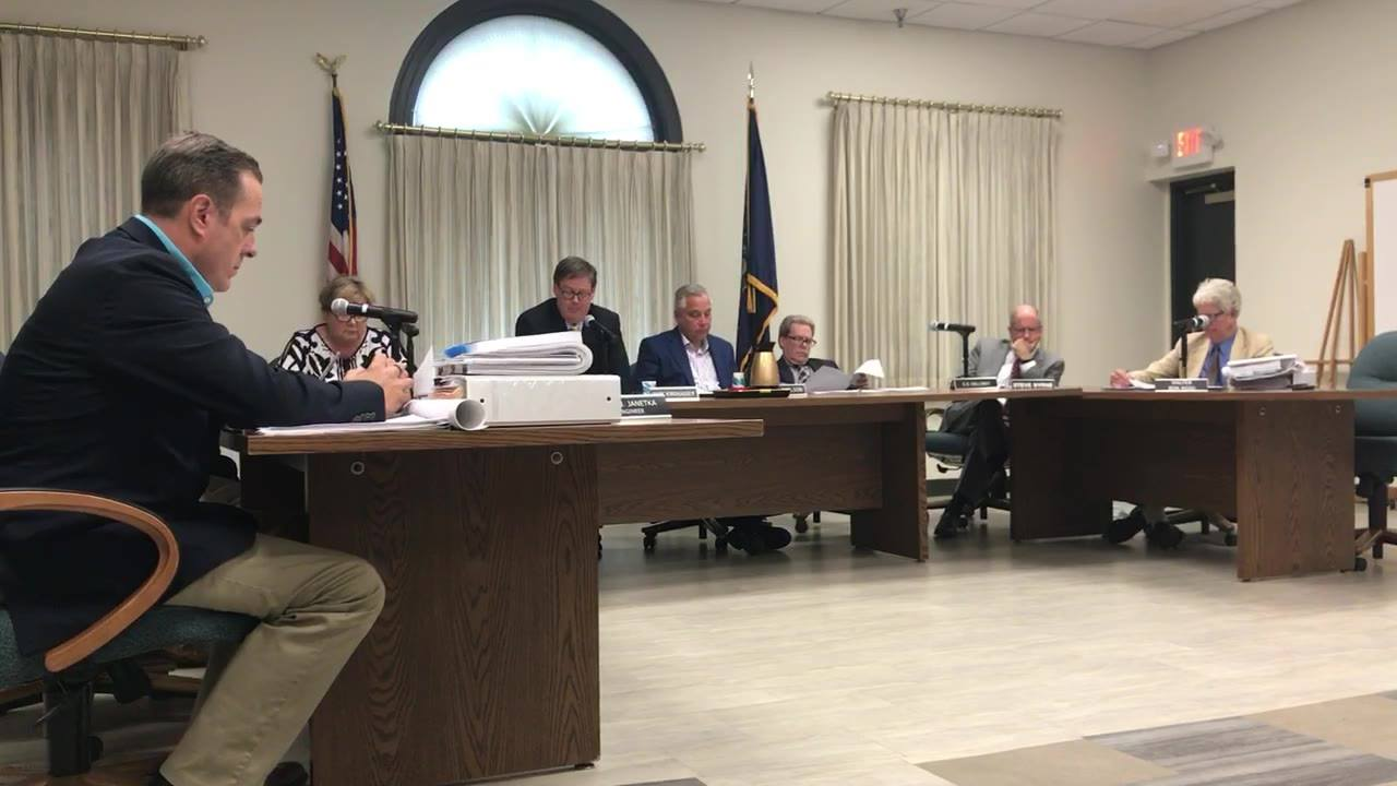 Middletown Township Council Meeting  - June 11, 2018 Opening Statement About ME2